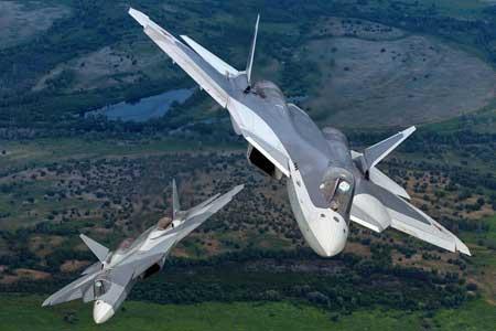 عراق به دنبال خرید جنگنده رادار گریز سوخوی 57