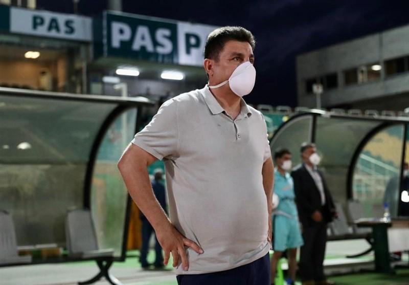 ترکمان: انتقاد از قلعه نویی درست نیست، هواداران صبور باشند، همه ما می دانیم پیراهن چه تیمی را بر تن کرده ایم