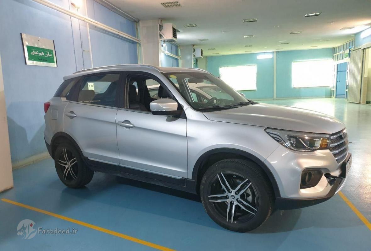 لیفان X70؛ تولد فرزند چینیِ خودروسازان بم