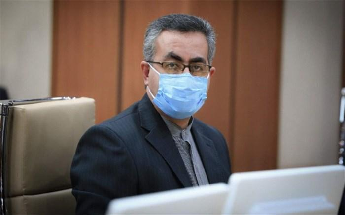 استعفای وزیر بهداشت صحت ندارد
