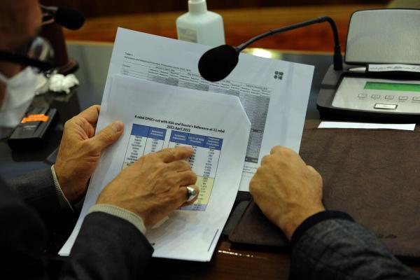 کاهش تولید اوپک پلاس در ماه فوریه 7.125 میلیون بشکه شد