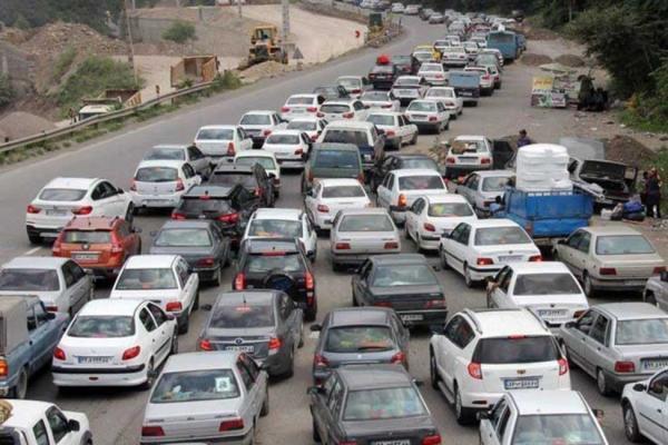 ادامه محدودیت های ترافیکی در جاده های مازندران