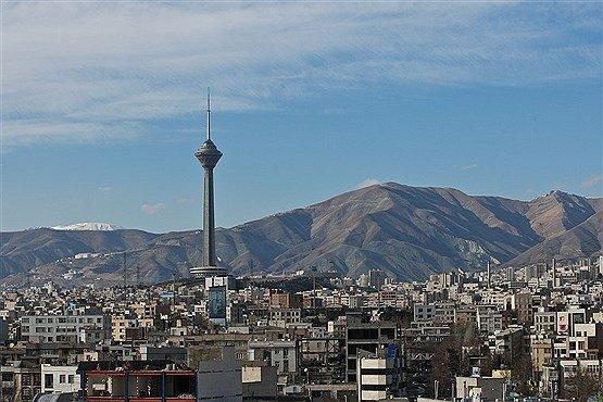 آخرین شرایط کیفیت هوای پایتخت ، تهران سردتر شد