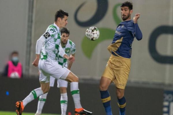 باخت ماریتیمو در غیاب بازیکنان ایرانی و حضور کمرنگ مغانلو