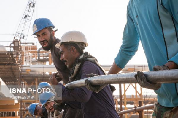 کارت زرد کارگران به مسئولان پارس جنوبی