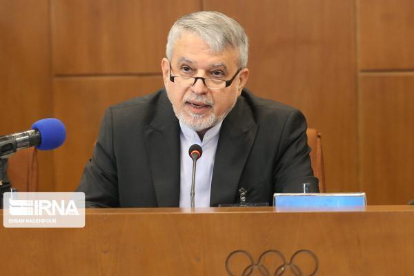 خبرنگاران رییس کمیته ملی المپیک: کاش متولیان به دغدغه های ملت بیشتر بیاندیشند