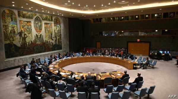شورای امنیت از صدور قطعنامه درباره تیگرای منصرف شد