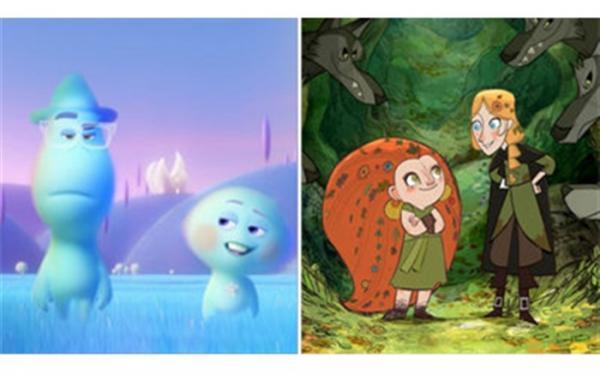 درخشش دو انیمیشن نامزد اسکار در جوایز آنی 2021