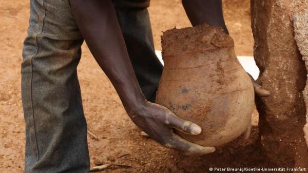 کشفِ کوزه عسلِ 3500 ساله در آفریقا