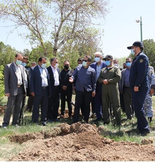 شهردار تبریز: فرودگاه شهید مدنی را به جزیره ای سبز تبدیل می کنیم