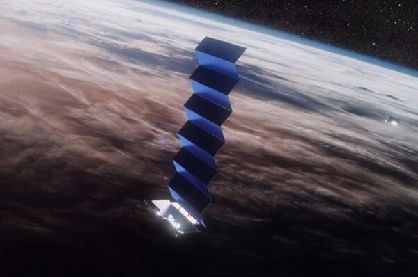 سرعت دانلود اینترنت ماهواره ای استارلینک 542مگابیت اعلام شد