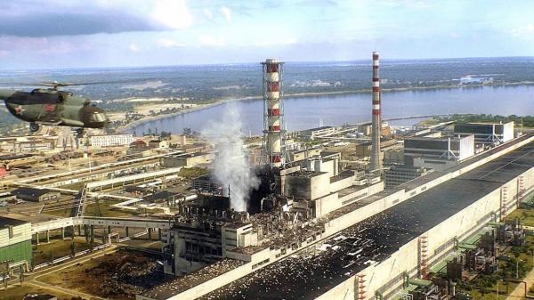 واکنش های هسته ای در نیروگاه چرنوبیل ازسر گرفته شد