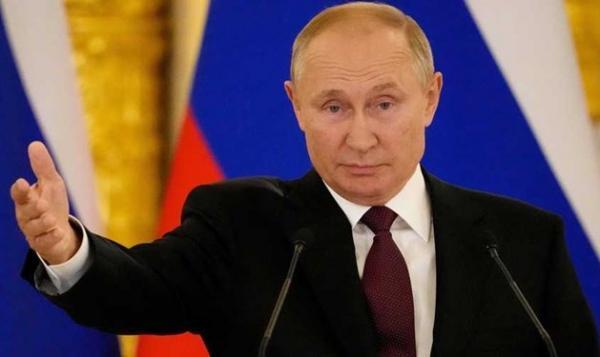 پوتین حکم ویژه مقابله با کشور های تحریم های کننده روسیه را تمدید کرد